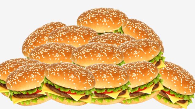 Many Burgers