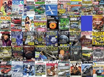 Download Assorted Magazines - October 22 2017 (True PDF) Torrent