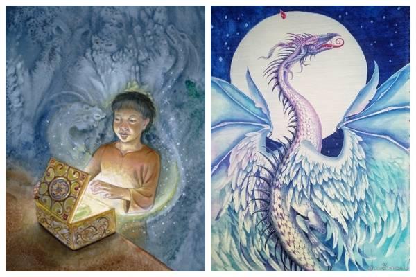 Волшебные истории по ТАРО
