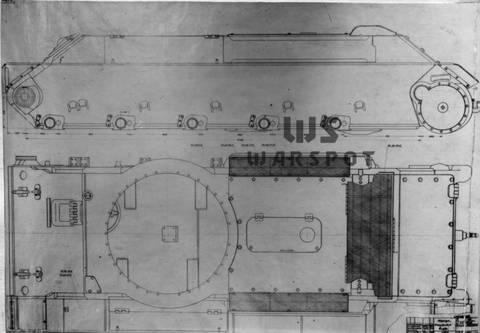 Т-43 - средний танк (1942 г.), опытный 2ROLN