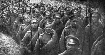 В Ужгороді відкрили виставку фотографій часів Першої світової війни