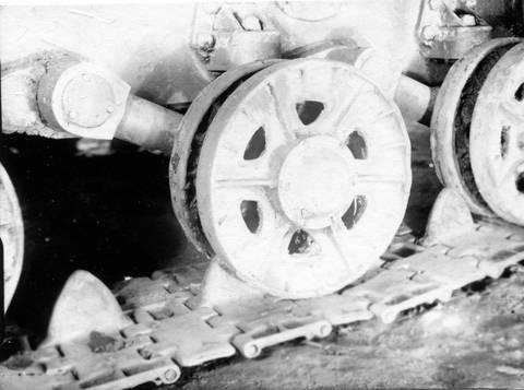 КВ-13 («Объект 233») - средний танк AU6R0
