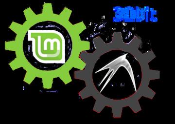 [x86] Linux Mint Wizard LiveCD - USB