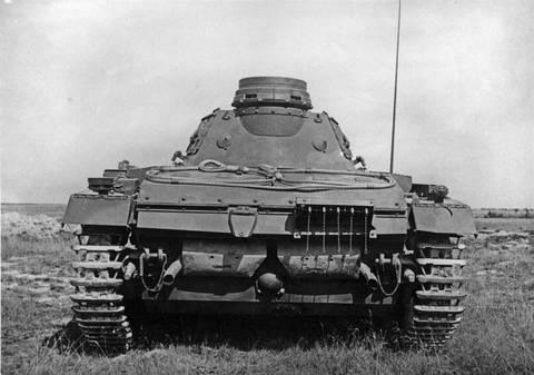 Т-34-М (А-43) - модернизированный средний танк Т-34 (1941 г.) DxUb0