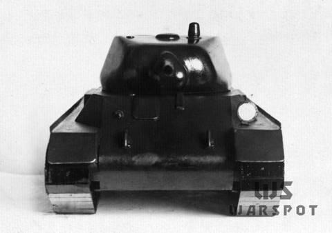 Т-43 - средний танк (1942 г.), опытный EQLBJ