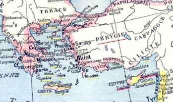 Почему христианский рим ненавидел фригийцев, манихиев и присциллиан?