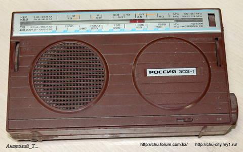 радиоприёмник III группы