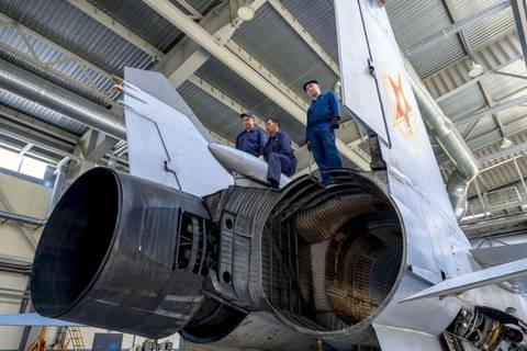 Д-30Ф-6 - авиационный турбореактивный двухконтурный двигатель OpRvb