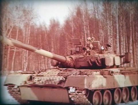 «Объект 219А» - основной боевой танк (опытный) UPIkG