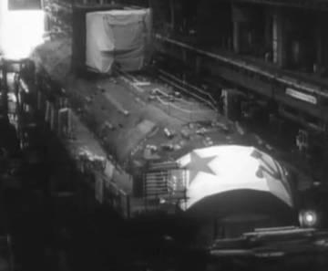 Проект 685 «Плавник» - опытная глубоководная торпедная атомная подводная лодка ZDS68