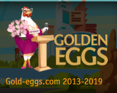 Golden Eggs! BhS3B