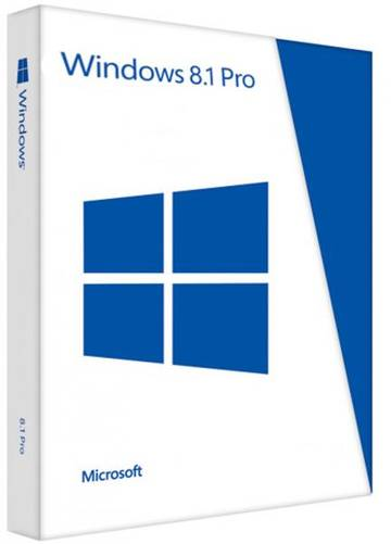 Windows 8.1 Pro by BananaBrain (x64) (2018) [Rus]