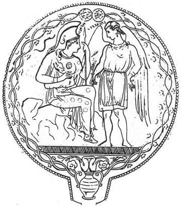 Мифологические воззрения этрусков
