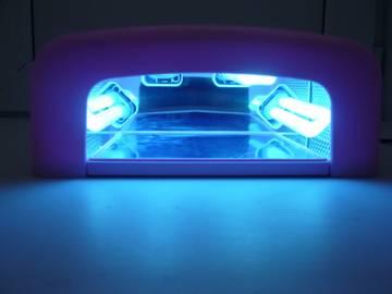 УФ лампа мощностью 36w для наращивания  TinyDeal KJ1op
