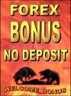 Бездепозитные бонусы форекс.