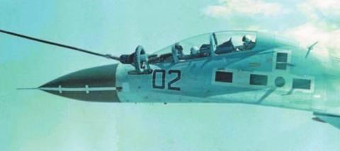 Су-27УБ (Т10У) - учебно-боевой самолёт L3Fx9