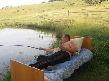 Хочу на такую рыбалку