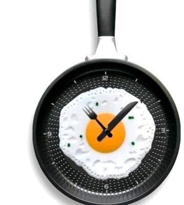 Часы с яичницей TinyDeal