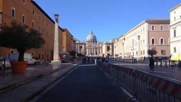 Улица Примирения (Via della Conciliazione)