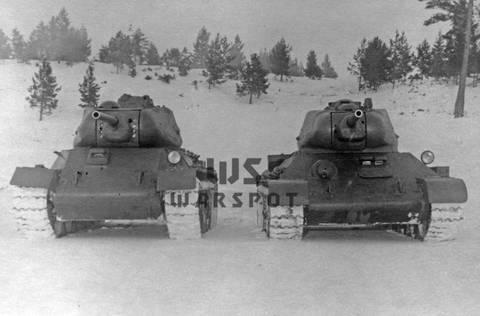 Т-43 - средний танк (1942 г.), опытный ZR8TN